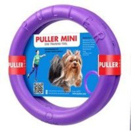 Hračka pes PULLER Mini 18/2cm 2ks