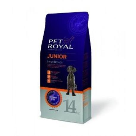 Pet Royal Junior Dog Large Breed 14kg