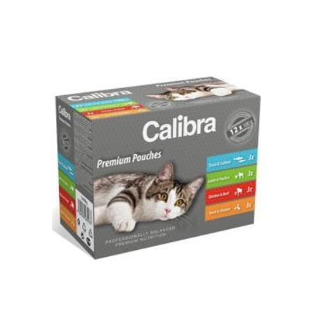 Calibra Cat kapsa  multipack 12ks
