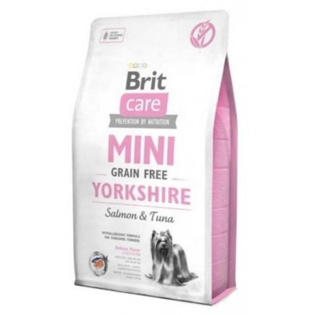 Brit Care Dog Mini Grain Free Yorkshire 2kg