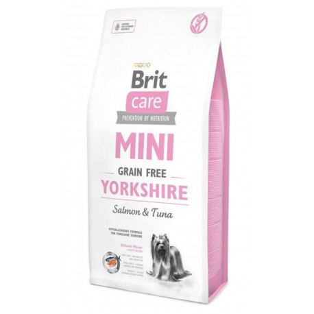 Brit Care Dog Mini Grain Free Yorkshire 7kg