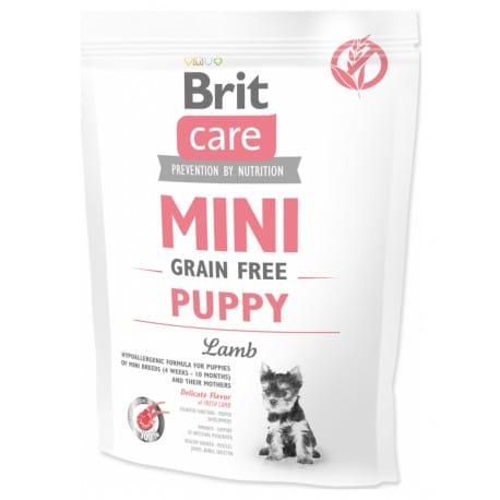 Brit Care Dog Mini Grain Free Puppy Lamb 400g