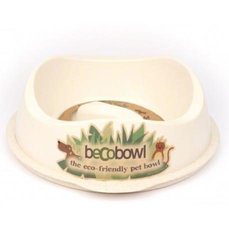 Beco Bowl Slow Feed L přírodní