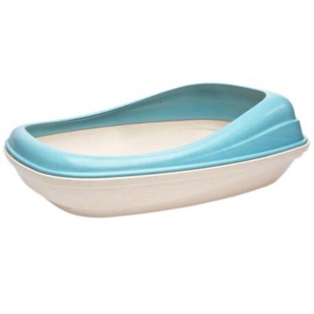 Beco Tray kočičí toaleta modrá