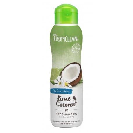 Tropiclean šampón ovesné vločky a čajovník 355ml