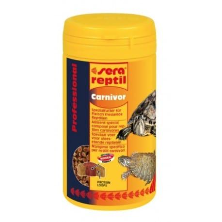 Sera Reptil Proffesional Carnivor 250ml