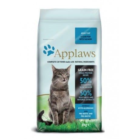 Applaws Cat Ocean Fish & Salmon 6kg