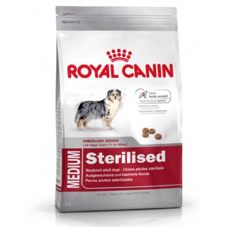 Royal canin Kom. Medium Sterilised 12kg (3x4kg)