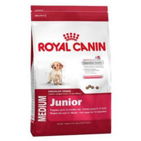 Royal canin Kom. Medium Junior  8kg (8x1kg)