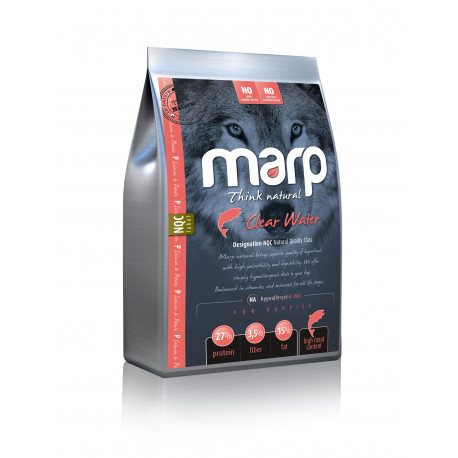 Marp Natural Clear Water Puppy 18kg