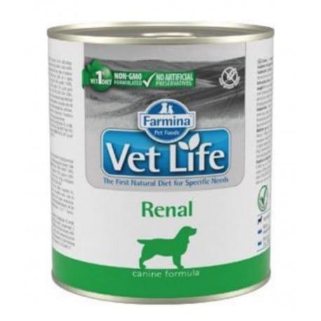 Vet Life Natural Dog konz. Renal 300g