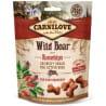 Carnilove Dog Crunchy Snack Wild Boar&Rosehips 200g