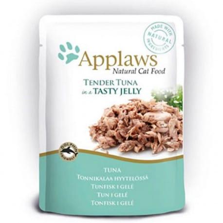 Applaws kapsička Cat JELLY čistý TUŇÁK v želé 70g