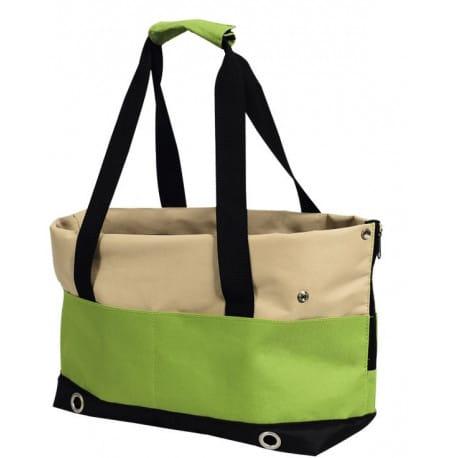 Nobby SALTA přepravní taška do 6kg zelená 40x22x28cm