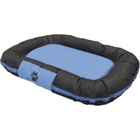 Nobby RENO odolný polštář pro psy modrá 92x68x11cm