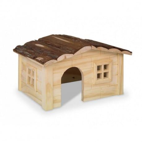 Nobby Woodland Dinky domek pro hlodavce dřevo 20 x 14cm