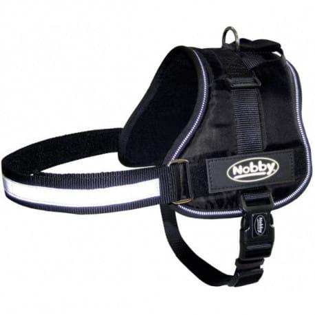 Nobby Seguro bezpečnostní postroj pro psa L černý 72-90cm