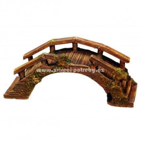 Nobby akvarijní dekorace most 15 x 6,5 x 6 cm