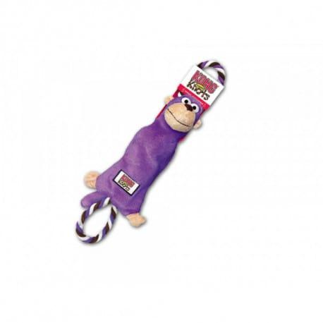 Kong Tugger Knots Monkey přetahovadlo opice 33cm