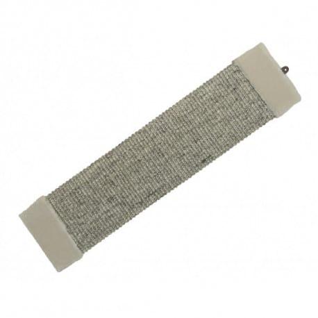 Nobby závěsné škrabadlo na stěnu 61x15cm šedá