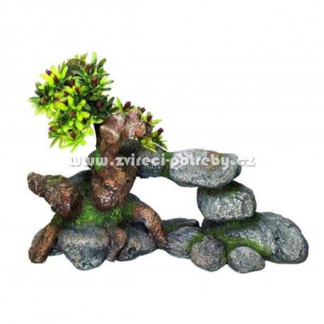Nobby akvarijní dekorace bonsaj 19 x 9 x 13 cm