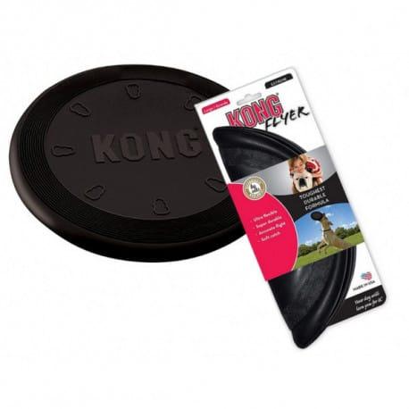 Kong Extreme Flyer Large frisbee 25cm černá