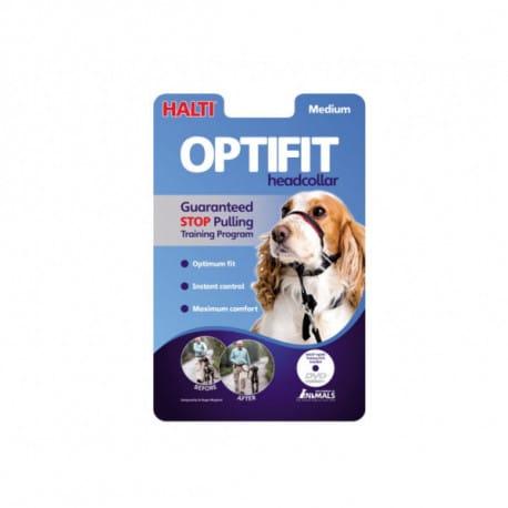 Halti Optifit originál výcviková ohlávka pro psa Medi