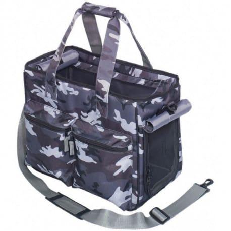 Nobby TODOR přepravní taška do 7kg maskáčová 40x21x30cm
