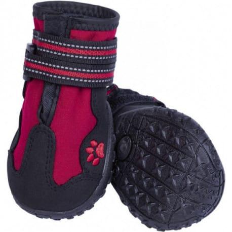 Nobby RUNNERS ochranné boty pro psy M 2ks červená