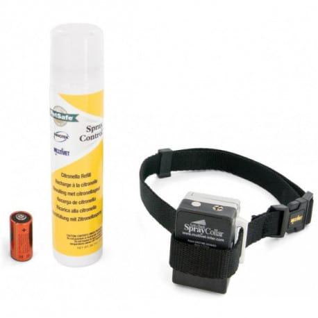 PetSafe výcvikový obojek proti štěkání - sprejový