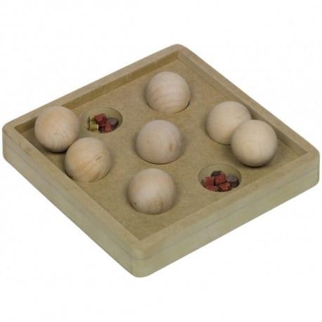 Nobby BrainBoard Ball interaktivní hračka 19x19cm