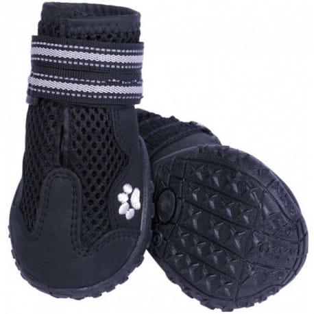 Nobby RUNNERS MESH ochranné boty pro psy XXL 2ks černá