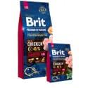 Brit Premium Dog by Nature Senior L+XL 3kg
