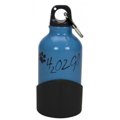 Láhev na vodu H2O2GO - 350 ml - modrá