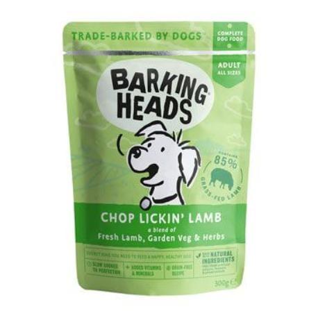 BARKING HEADS Chop Lickin' Lamb 300g
