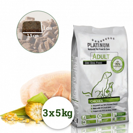Platinum Adult Chicken 15kg