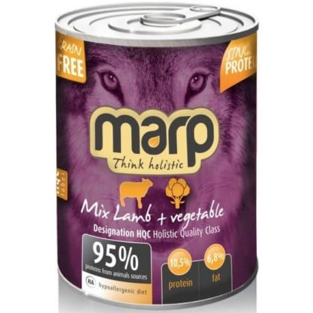 Marp mix Lamb & Vegetable 400g