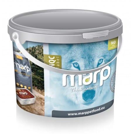 Marp Natural Clear Water Puppy 4kg v zásobníku