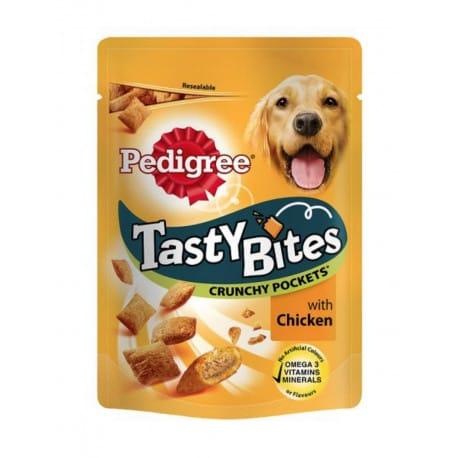 Pedigree TastyB Bites Crunchy 95g