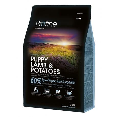 Profine NEW Dog Puppy Lamb & Potatoes 3 kg