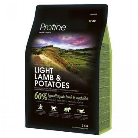 Profine NEW Dog Light Lamb & Potatoes 3 kg