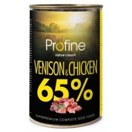 Profine Pure Meat Venision & Chicken 400g