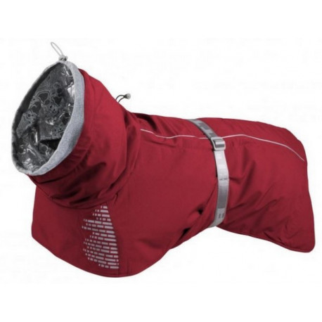 Obleček Hurtta Extreme Warmer červený 65
