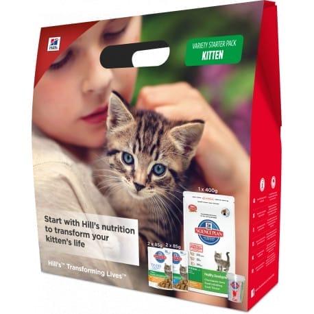 Hill´s SP startovací balíček pro kotě