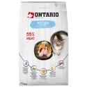 ONTARIO Cat Kitten Salmon 6,5kg NEW