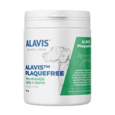 Alavis Plaque Free pro psy a ko?ky 40g