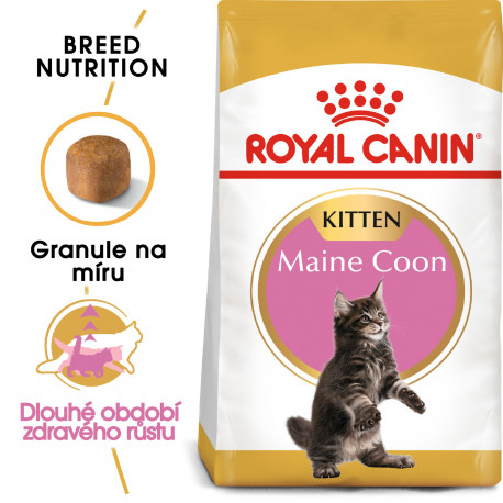 Royal canin Breed Feline Kitten Maine Coon 10kg