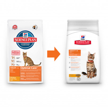Hill's Feline Dry Adult Chicken 15kg