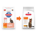 Hill's Feline Dry Adult Light 1,5kg
