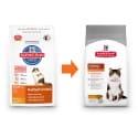Hill's Feline Dry Hairball Contr. 5kg